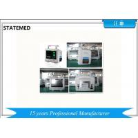 Home Ambulance Patient Monitoring Equipment , Automated Portable Vital Sign Machine Manufactures