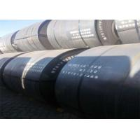China GB700 , GB1591 Hot Rolled Steel Coil Impact Resistance With SGS ISO on sale