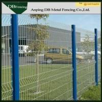 China Many Colored Metal Wire Fence Panels Weather - Proof For Protection Zone on sale