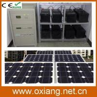 Solar generator for home/office Manufactures