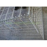 Galvanized Welded Wire Mesh Gabion Box for Stone Building Green Manufactures