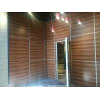 Quality Economy Malaysia Movable Sliding Room Partitions Easy Combination for sale