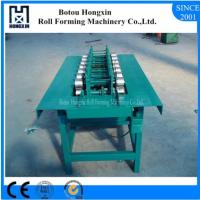 Buy cheap Building Roof Roll Forming Machine Parts With Hemming Machines 70mm Shaft from wholesalers