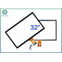 Buy cheap 32 Inch Industrial Capacitive Touch Sensor Bonded With Front Glass Compatible from wholesalers