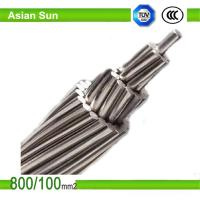 Buy cheap ASTM Standard Aluminum conductor Electrical Overhead cable from wholesalers