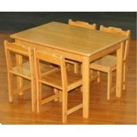 China Carbonized Bamboo Learning Desk Study Table Kids Table for Living Room, Office Manufactures