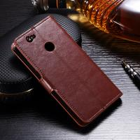 Crazy Horse Huawei Nova Leather Case Durable Handmade 14.9 * 7.8 * 1.4 Cm Manufactures
