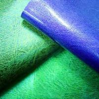 China NEW STYLE 100% PU LEATHER FOR SOFA/SYNTHETIC LEATHER on sale