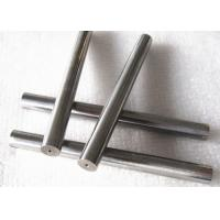 Anti Vibration Tungsten Carbide Drill Blanks / Rod With Hole YL10.2 Grade Manufactures