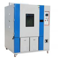 High Low Temperature Environmental Testing Chamber Humidity Lab Test Machine Manufactures