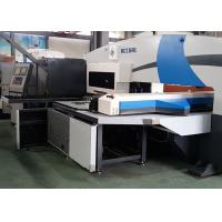 Durable CNC Steel Hole Punching Machine , Hydraulic Punch Press With Amada Tools Manufactures