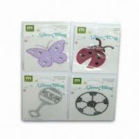 Body Tattoo Glitter Sticker, Removable or Non-removable Glue, Stick Anywhere Manufactures
