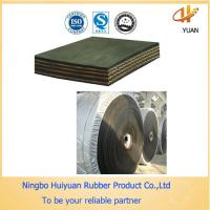 Tear Resistant Rubber Transportation Belt for Ore Conveyors (EP200-EP500) Manufactures