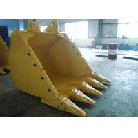 China Larger Capacity Excavator Ditching Bucket For Hydraulic Digger Demolition on sale