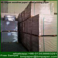 Best Quality/ as customers request size cream/ yellow/ white color Offset Paper/ Bond Pape Manufactures