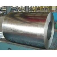 Regular Spangle HDG Cold Rolled Galvanised Steel Coil for automobile , container Manufactures