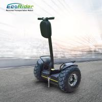 72V 8.8Ah Stand Up Electric Scooter Li-ion Double Battery Balance Scooter Manufactures