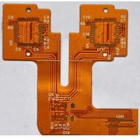 High Speed 4 Layer FPC Flexible Printed Circuit DuPont PI+ Cover Film Inner Outer Manufactures
