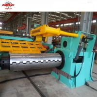 Hydraulic Flying Shear Cut to Length Line Industrial Precision Manufactures
