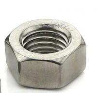 China Carbon Steel / Stainless Steel Heavy Hex Nuts Hex Jam Nuts DIN934 ASTM 18.2.2 on sale