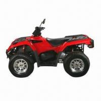 China EPA Approved 260cc Sports ATV with Maximum Speed of 75kph on sale