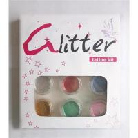 Body glitter tattoo kit Manufactures