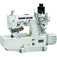 Flat-bed type high speed interlock sewing machine with auto trimming ST562D-01CB/UT Manufactures