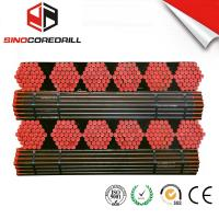 114mm PWL High Strength 30CrMnSia Drill Pipe Wireline Drill Rod CE ISO 9001 Manufactures