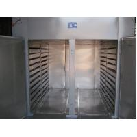 High Efficient Industrial Tray Dryer For Herb Fish Berries High Thermal Efficiency Manufactures