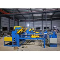 China Pneumatic Reinforced Steel Fence Mesh Welding Machine For 5-12mm rebar on sale