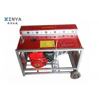 Quality Optical Fiber Cable Winch Optic Fiber Recycle Machine Cable Hauling Machine for sale