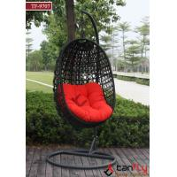 China 2012 swing chair popular patio wicker chair hanging chair TF-9707 on sale