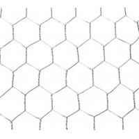 China Steel Hexagonal Wire Netting For Chicken / Ducks / Gooses / Rabbits Feeding on sale