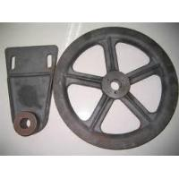 Wheel Support Grey Iron Sand Casting (ISO9001: 2008) Manufactures