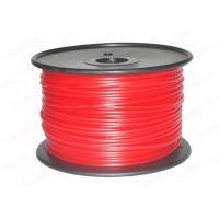 1.75mm 3mm Red HIPS Filament Manufactures