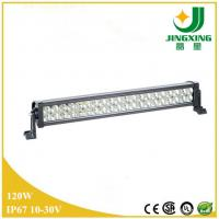 China Double row Epistar 12 volt led light bar for truck on sale