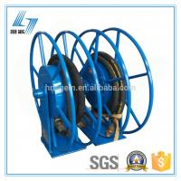 China Double Reels Auto Retractable Air Hose Reel,Water on sale