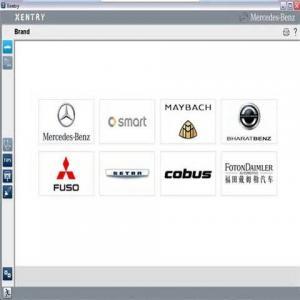 C3 / C4 Software Mercedes Benz Star Diagnostic Tools For Dell D630 Manufactures