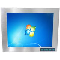 China PLM-1501T 15 Industrial Touch Screen Monitor / Industrial Touch Screen Panel on sale