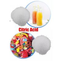 Nature food preservative Citric Acid  5949-29-1 BP98/E330 for food beverage Manufactures