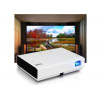 Quality Professional DLP LED Multimedia Projector , 3D Android Smart Projector With Bluetooth for sale
