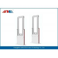 ISO 15693 RFID Gate Reader RFID Based School Attendance System With Sound Light Alarm Manufactures