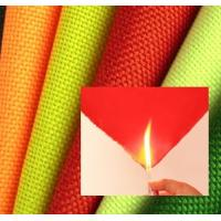 300D Polyester oxford fabric with PU coated, flame resistant fabric Manufactures