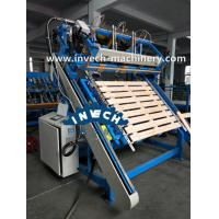 China Epal Wood Pallet Making Line with Corner-cutter,Branding Machine,Stacking Machine etc. on sale