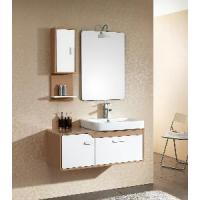 Solid Wood Bathroom Cabinet / Furniture / Vanity (MJ-166) Manufactures