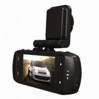 Russia Hot Sales Umbrella A2 Car DVR GPS Black Box with G-sensor, Motion Detection, Cycling Record Manufactures