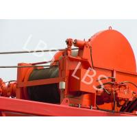 Buy cheap Low Energy Consumption Offshore Marine Tow Winch mm - 190mm Wire Diameter from wholesalers