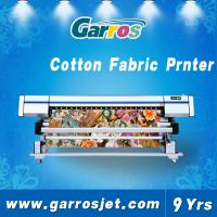 cotton fabric printer / cotton fabric direct textile printer / 100% organic cotton poplin Manufactures