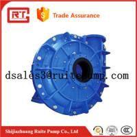High efficiency Diesel engine High Quality Submersible Sand Dredging Pump Manufactures