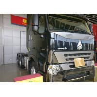 10 Wheels Sinotruk HOWO A7 Prime Mover Truck With 12.00R20 Tire Manufactures